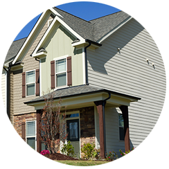 Vinyl Siding - Denton, Corinth, Flower Mound