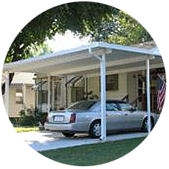 Carports - Denton, Corinth, Texas